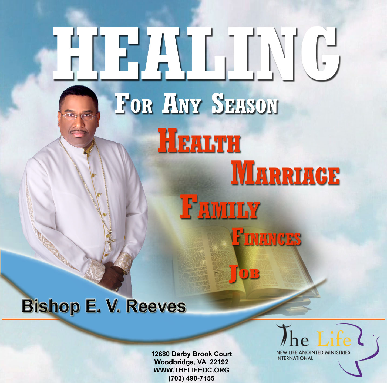 Healing CD Disk 1