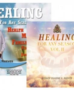 Healing CD I & II (Set)