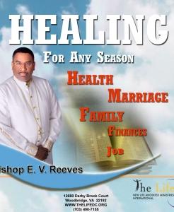 Healing CD Volume I